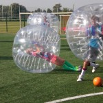 Bubble Football Spielen in Hannover hat dich um